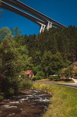 Irgendwo bei Murau in Österreich