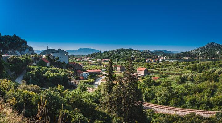 Schönheit der kroatischen Dörfer