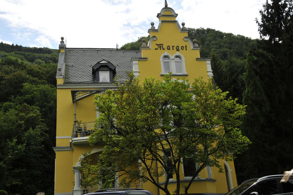Kleine Villa in Bad Ems