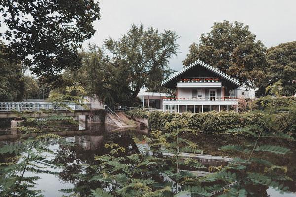 Petrihaus am Brentanopark