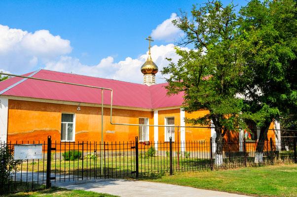 Dorfkirche in Gorjkaya Balka