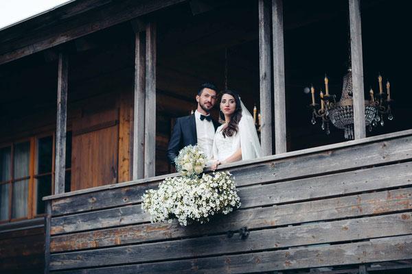 Hochzeitsfotografie ganz klassisch und stilvoll
