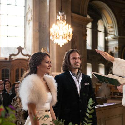 Fotograf und Videograf für moderne Hochzeit in Mannheim