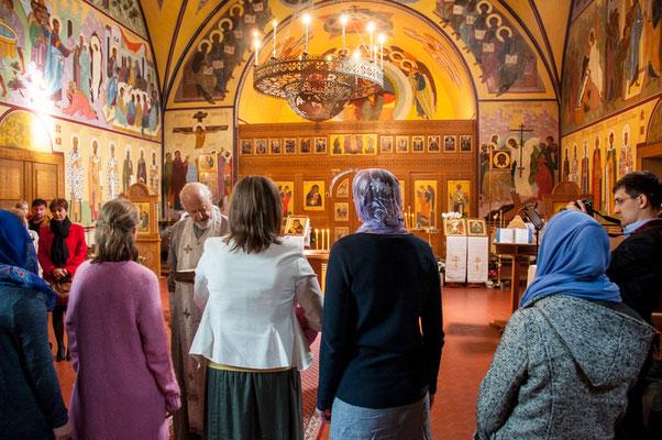 Fotograf Taufe Orthodoxe Kirche Frankfurt