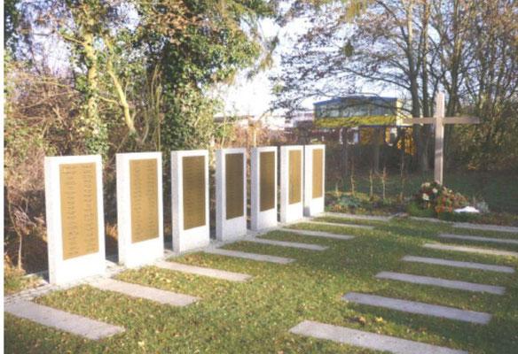 Zur Erinnerung an an die zivilen Opfer des Zweiten Eltkrieges in Güstrow