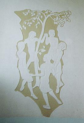 Fritz Reuter Schule Wandbilder