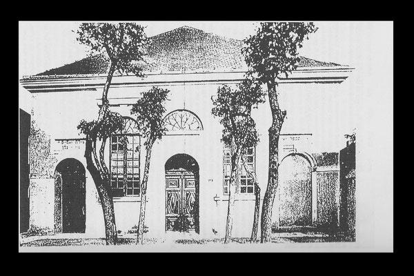 Synagoge, Krönchenhagen