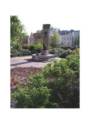 John-Brinckman-Brunnen