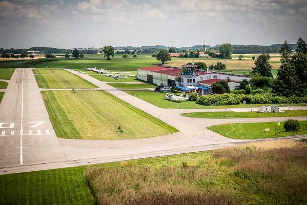 Flugplatz Jesenwang
