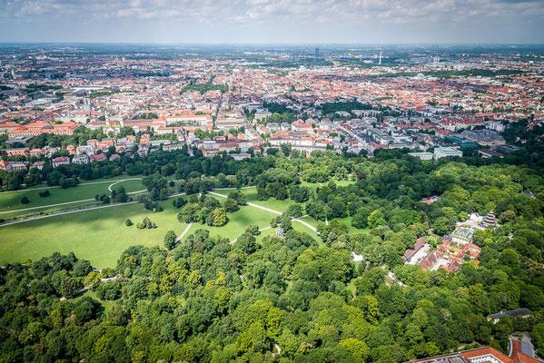 Rundflug München