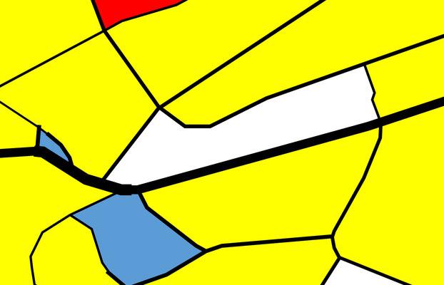 WALDflächen_01, Größe bis 150 x 95 cm, Aufl. 50