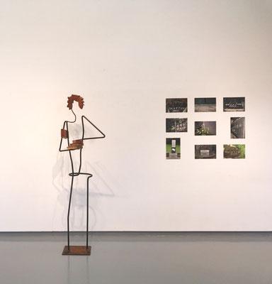 """Ausstellung """"SK-Labor 2020: QUARTIER WALD - erste Einblicke"""",  Galerie SK"""