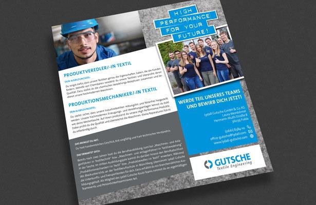 GUTSCHE - Anzeige