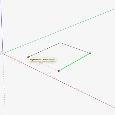 SketchUp CAD scenography 3