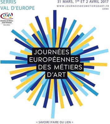 Ecoute Bergère a exposé aux Journées Européennes des Métiers d'art en 2017 et 2018