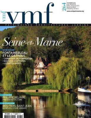 Vieilles Maisons de France, n°spécial Seine-et-Marne