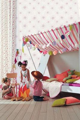 Tissus Camengo pour les chambres d'enfants