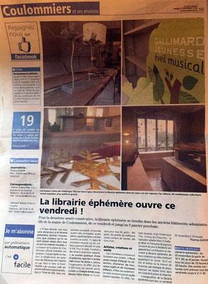 Des artisans d'art en atelier Ephémère - Le Pays Briard