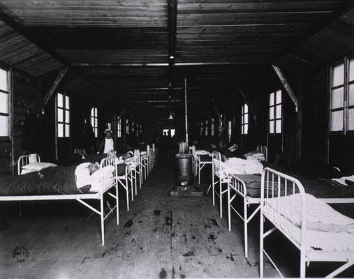 Unité médicale - General Medical Ward