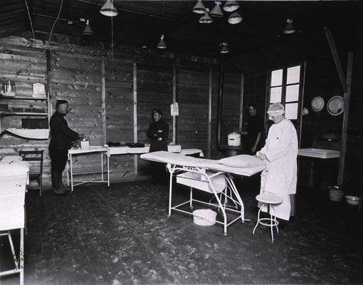 Salle d'opération - Operating Room