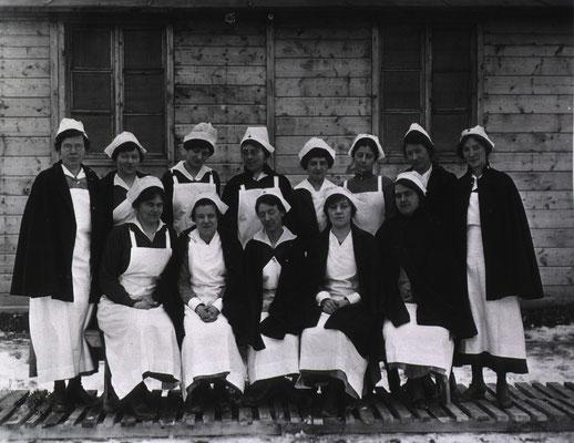 Infirmières - Nurses