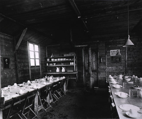 Mess des officiers - Officer's Mess Hall