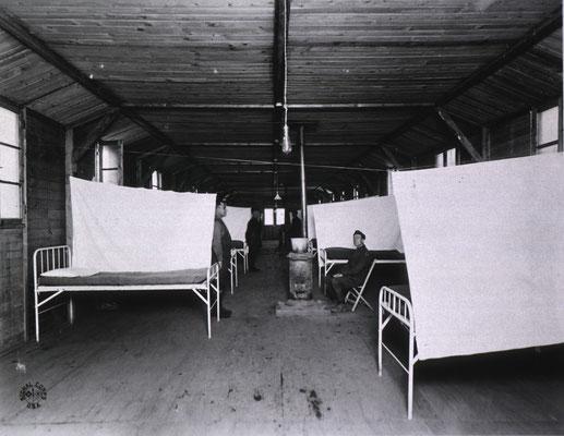 Unité pneumonie - Pneumonia Ward
