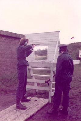gestichtswacht opleiding juni 1982