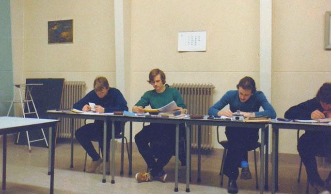 Gerben Hoitsma, René Hoving, Peter Baayens, Herman Drent