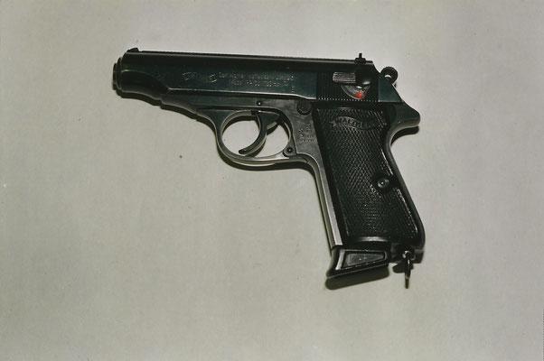 Walter PP kaliber 7.65 mm volmantel munitie
