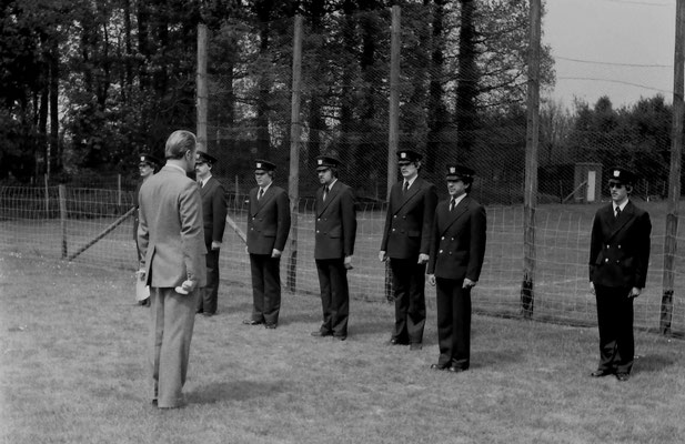 Beëdiging onbekend (4) april 1978