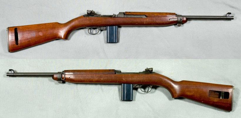 Karabijn 9 mm