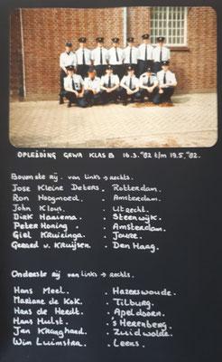 Fotoalbum Wim Luimstra