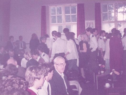 Opleiding Gestichtswachter juni 1982