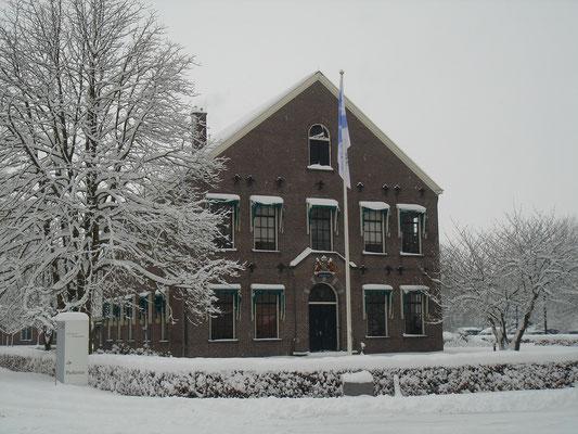 Marechaussee Kazerne Veenhuizen