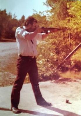 Opleiding Gestichtswacht april 1974