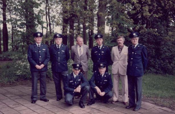 Brigadiers en sportinstructeurs