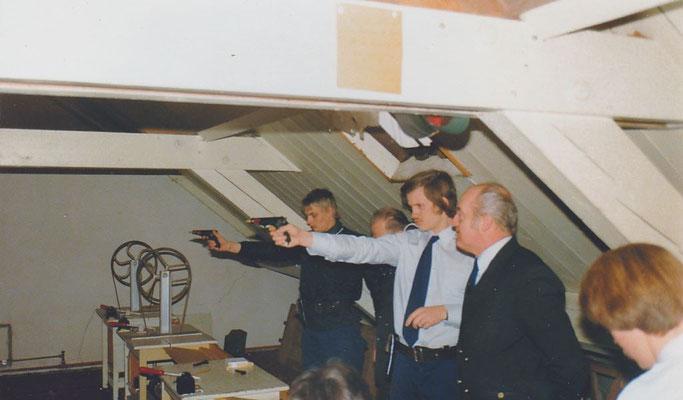 Theo Daams, René Hoving, Gerben Hoitsma, Brigadiers Kroes en de Vries