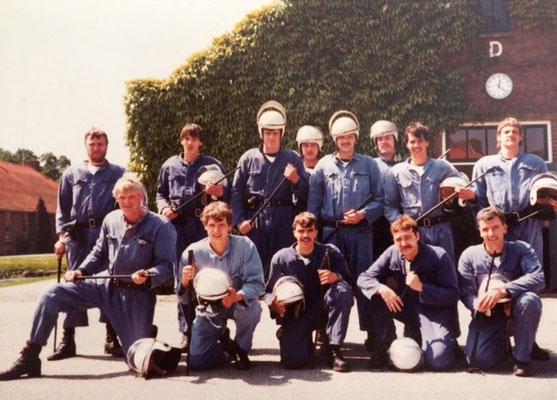 ME opleiding Neerijnen 1983