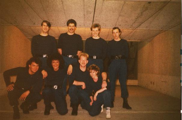 Bewa Opleiding maart 1988