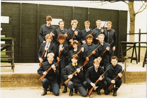 Bewa Opleiding IBBO maart 1988