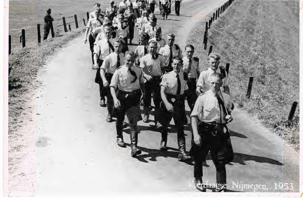 Vierdaagse 1953 Gestichtswacht