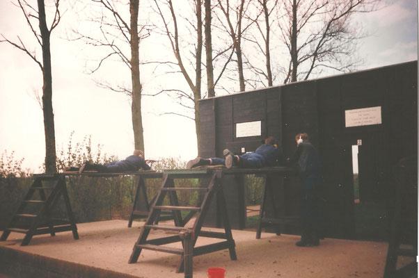 Bewa Opleiding IBBO Karabijn Vliegbasis Leeuwarden