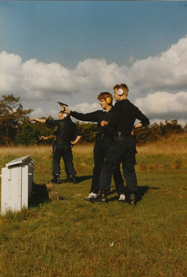 Bewa Opleiding IBBO Pistool Schietbaan Veenhuizen