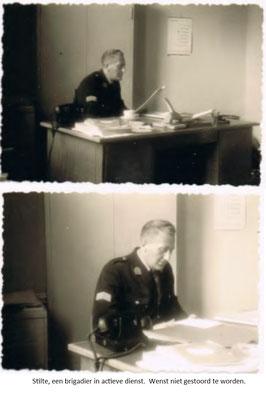 brigadier Jan de Bruin  Nieuw Vosseveld  te Vught