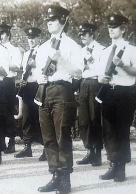Opleiding GEWA augustus 1979