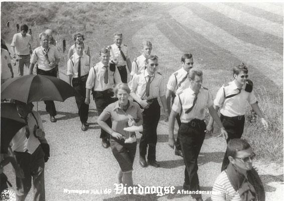 Vierdaagse 1969 Gestichtswacht