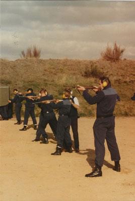 Bewa Opleiding IBBO Karabijn Schietbaan Witten
