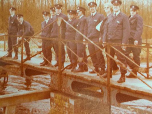 Opleiding Gestichtswachter februari 1980