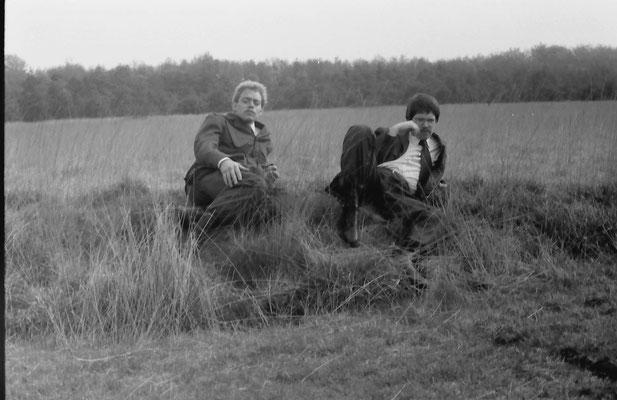 Frits Viersen en Jeroen Brouwer